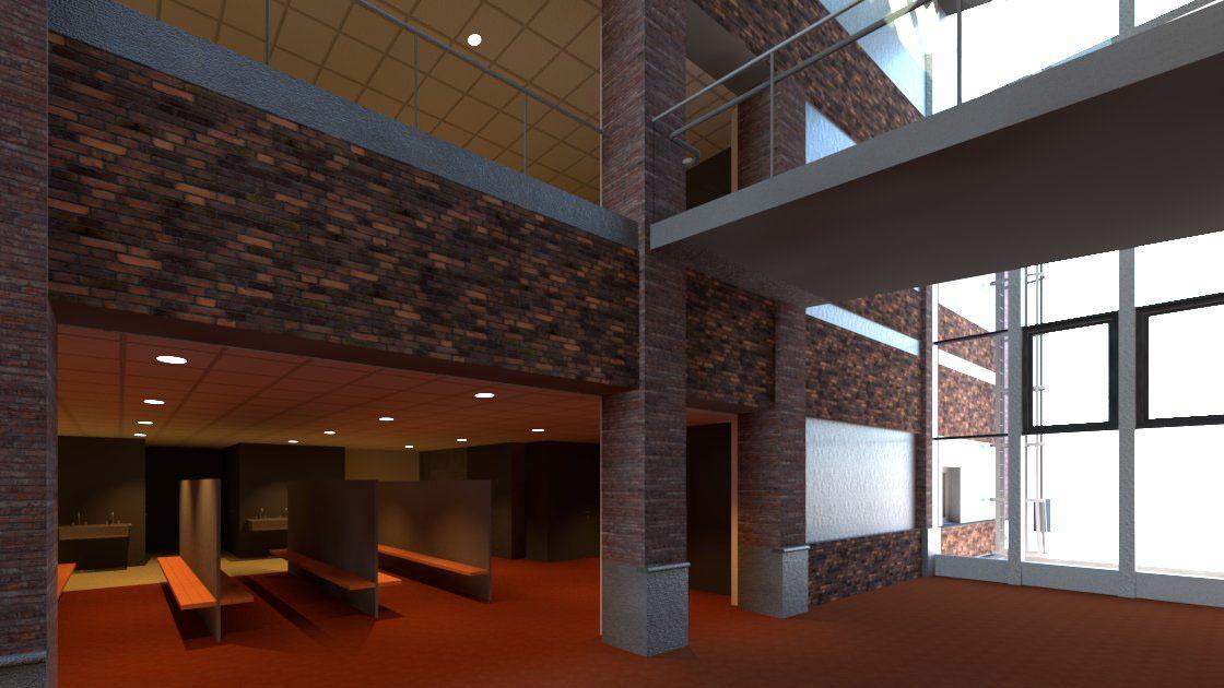 Björkhaga Skola Galleria - Hus X