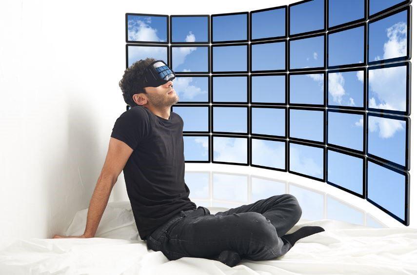 , Virtuell verklighet /Nashwan Al-Shamani