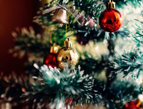 God Jul och Gott Nytt År! /Markus Forsström